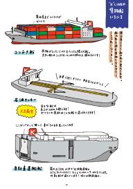 """川崎汽船のいろんな貨物船 / Vessels of """"K""""line."""