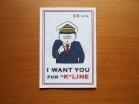 """川崎汽船の海上職をあますところなく案内した冊子です / Booklet ; seamen recruitment , for """"K"""" line."""