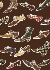 Pattern design : Shoes