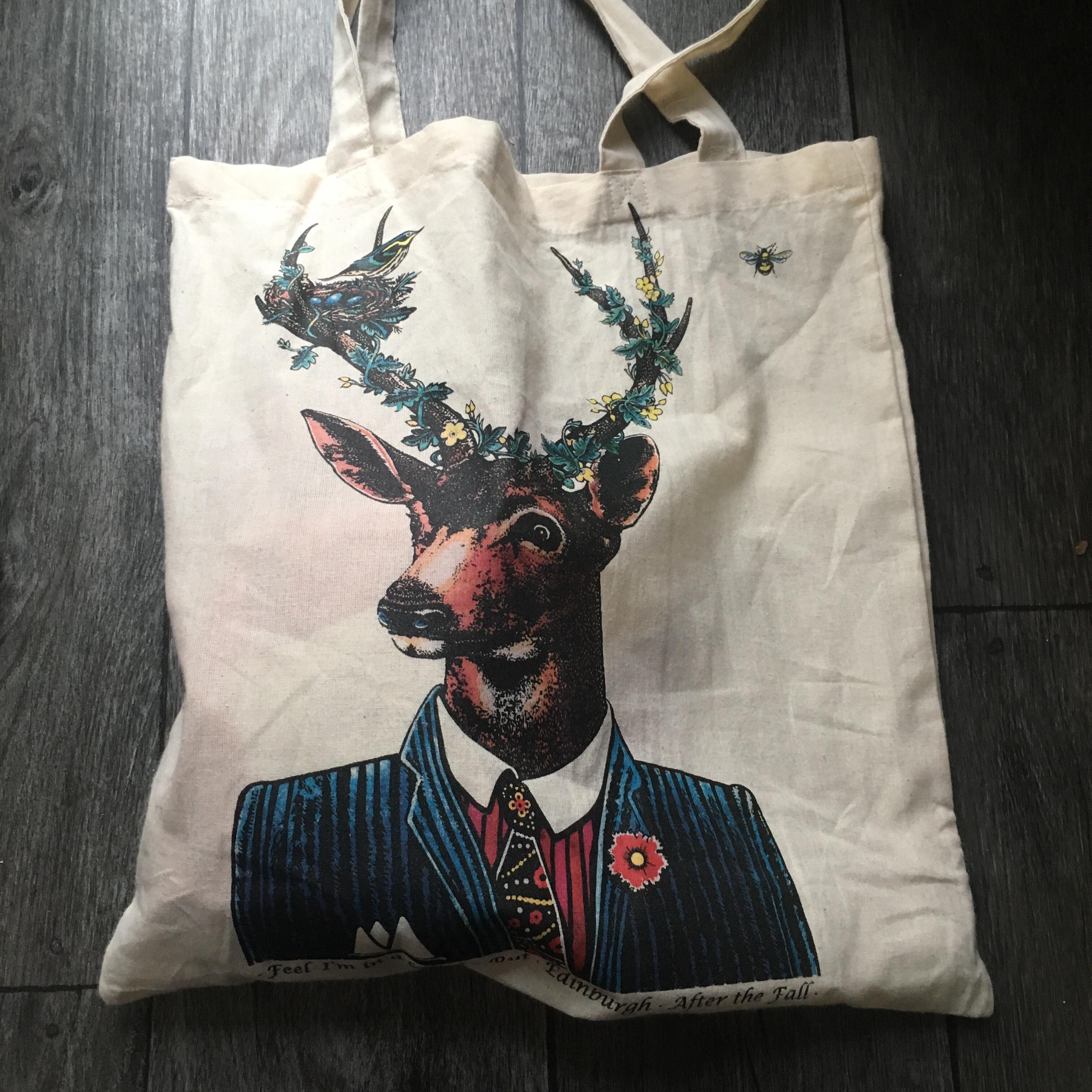 [ 鹿日記 ] 鹿グッズ天国 in イギリス・Deer goods in UK