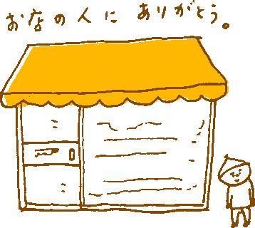 [ コラム ]お店の人よ!!